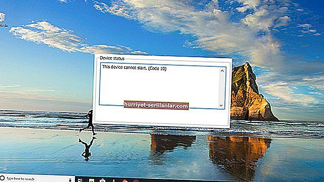 Windows 7'de Hata Kodu 800b0100 nasıl düzeltilir?