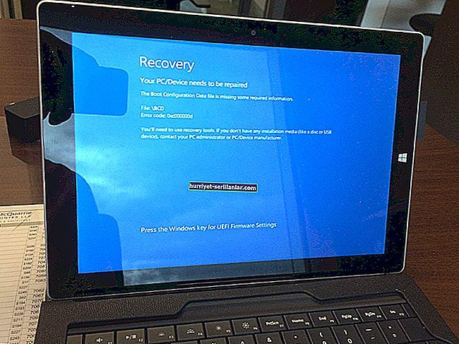 Bir Surface dizüstü bilgisayarda PXE Önyükleme başarısız olursa ne olur?