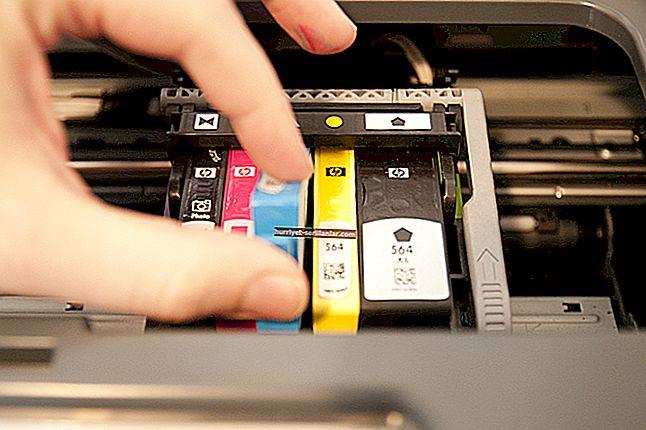Cum aliniez cartușele de imprimantă în Windows 10?