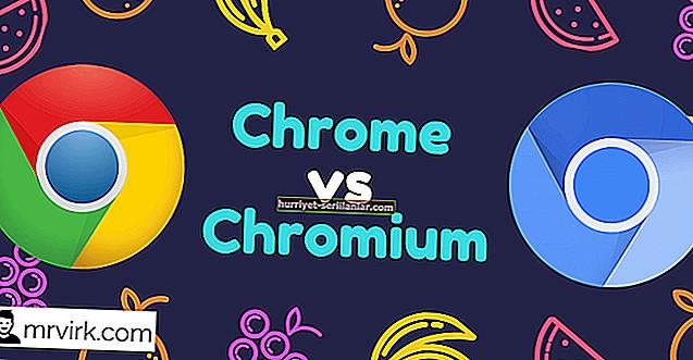 Care este diferența dintre Chrome și Chromium?