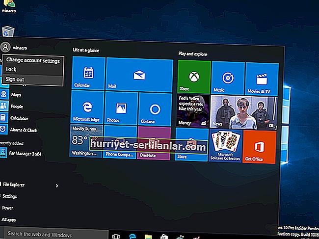 Windows 10'da diğer kullanıcı hesapları nasıl kapatılır?