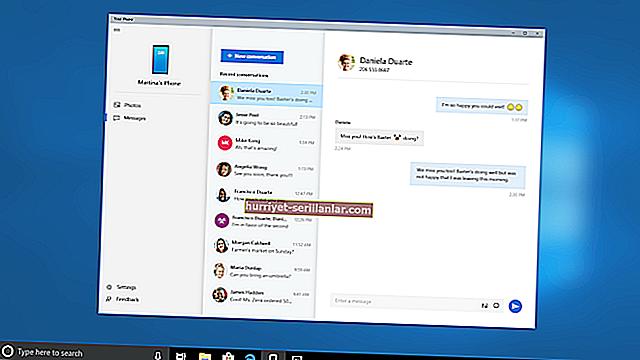 Windows 10'da Telefonunuz özelliği nasıl devre dışı bırakılır?
