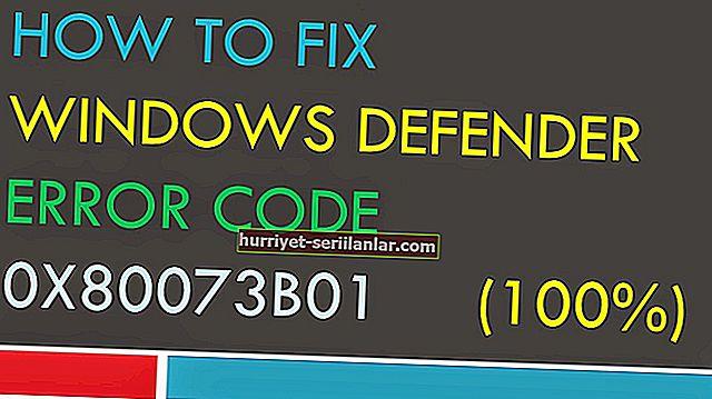 Windows Defender hata kodu 0x8e5e021f nasıl çözülür?