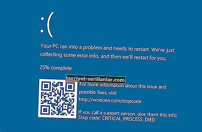 Bagaimana untuk mengetahui sebab-sebab BSOD anda pada Windows 10, 8, 8.1?