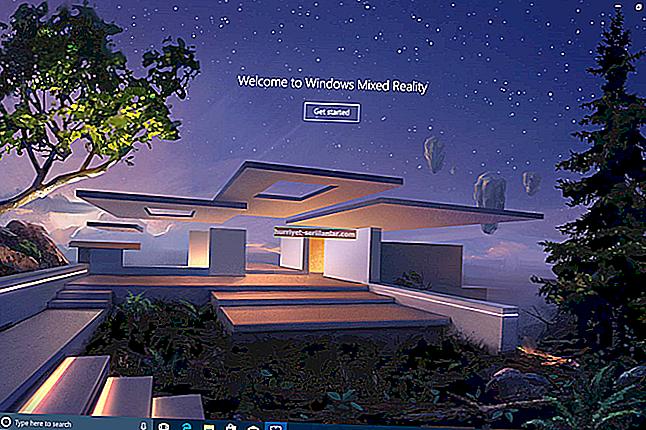Windows 10 Creators Güncellemesinde karma gerçekliğin nasıl kaldırılacağı aşağıda açıklanmıştır