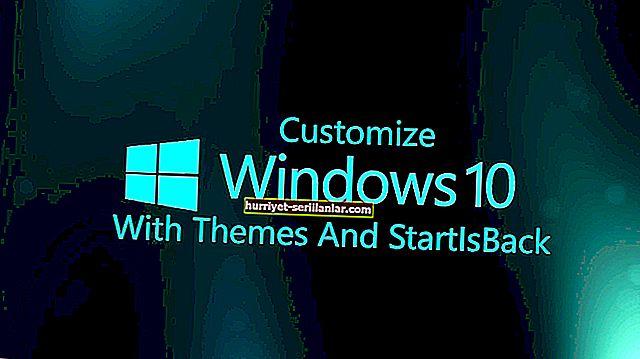 Windows'ta özel temalar ve görsel stiller nasıl kurulur?
