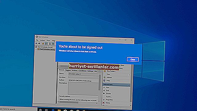 Görevleri otomatikleştirmek için Windows 10 Görev Zamanlayıcı nasıl kullanılır?