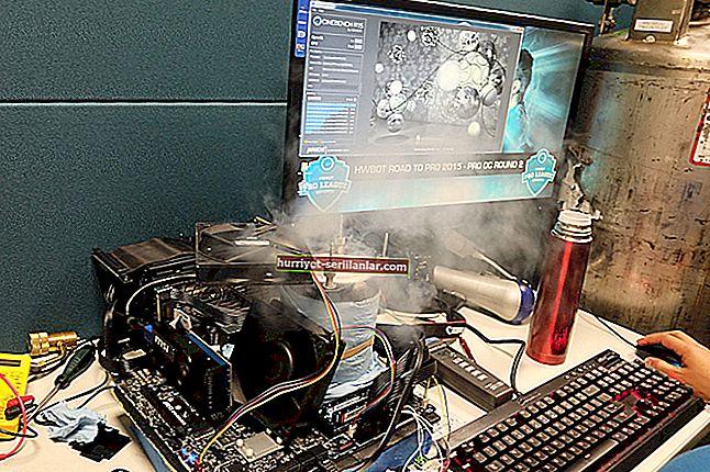 Bir bilgisayarı daha hızlı hale getirmek için CPU'da nasıl hız aşırtma yapılır?