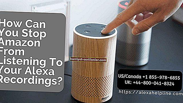 Sesli asistanların ve diğer uygulamaların sesinizi dinlemesini nasıl engelleyebilirim?